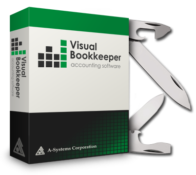 Visual Bookkeeper Accounting Software